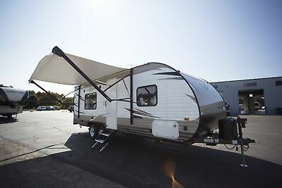 Wildwood 241Qbxl Travel Trailer Rv Camper