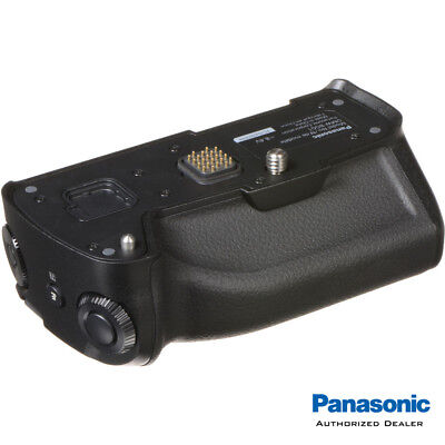 Panasonic DMW-BGG1 Battery Grip w Extra Battery for DMC-G85 Camera US AUTHORIZED
