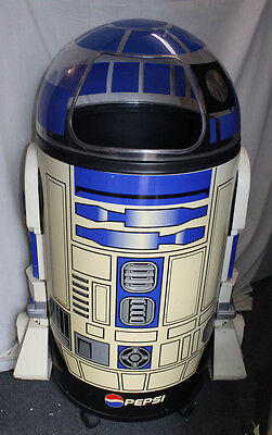 R2D2 Pepsi COOLER from STAR WARS - local Pick Up Only - NICE CONDITION!