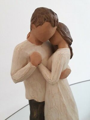 Willow Tree Promise Collectable Gift Figurine wedding engagement present no box
