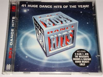 Various Artists - Box Dance Hits CD 41 Greatest Hits Of 1999