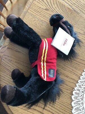 """Legendary """"Mike"""" The Wells Fargo Pony Mint With Tag Retired By Wf"""