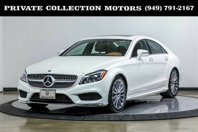 2018 Mercedes-Benz CLS-Class  2018 Mercedes-Benz CLS 550 CLS 550 1 Owner Clean Carfax 711 Original Miles