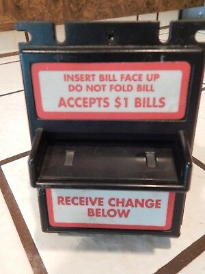 antares coffee inns cm-222 dollar bill changer ,bill acceptor
