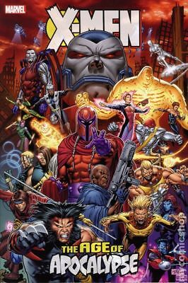 X-Men Age of Apocalypse Omnibus HC (Marvel) 2nd Edition #1-1ST 2016 NM
