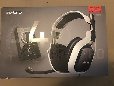 ASTRO Gaming A40 Headset + Mixamp Pro (Wired - Xbox / PS3 / PC)