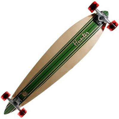 Mindless ML3060 Hunter III Complete Longboard Green. BLACK FRIDAY DEAL £25 OFF !