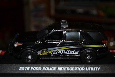 MD Transportation Police, MD Police 2015 Ford Utility 1/43rd scale