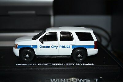 Ocean City, MD Police 2012 Chevy Tahoe SSV 1/43rd scale