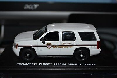 Talbot County, MD SHERIFF 2012 Chevy Tahoe PPV 1/43rd scale