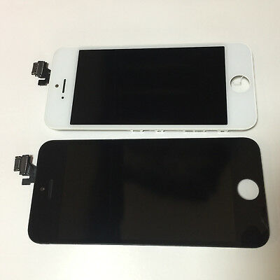 NEW ORIGINAL iPHONE 5 5G LCD TOUCH SCREEN DIGITIZER DISPLAY ASSEMBLY Black White
