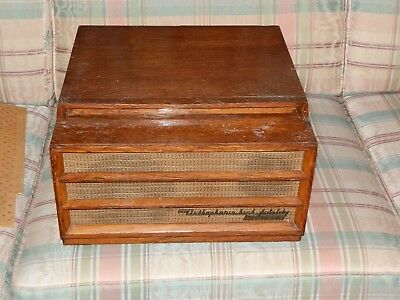 RCA Orthophonic High Fidelity Victor 7-HF-45 Phonograph 45 Record Player 1950's