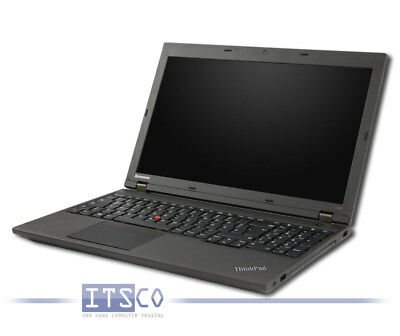 NOTEBOOK LENOVO THINKPAD L540 INTEL CORE i5-4300M 2x 2.6GHz 4GB RAM 500GB HDD