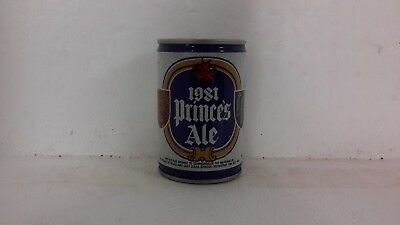 1981 Prince's Ale Beer Can to Commemorate Charles & Diana's Wedding