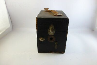Vintage Gramophone Phonograph Miniature Portable  C1928 for spares