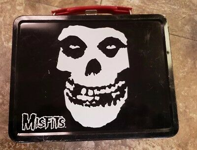 Misfits Lunchbox w/ Thermo(2001) 375/6000