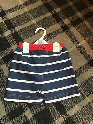 boys swim shorts 12-18 months New marks and spencer trunks