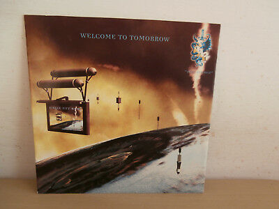 7 inch Vinyl         SNAP                  ***WELCOME TO TOMORROW***