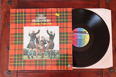 Lp Douglas Ford The Gordon Highlanders