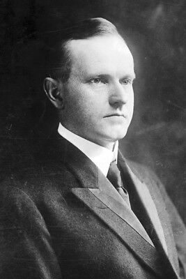 New 4x6 Photo: Calvin Coolidge, 30th President of the United States
