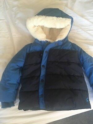 Boys Joules Coat Age 12 To 18 Months