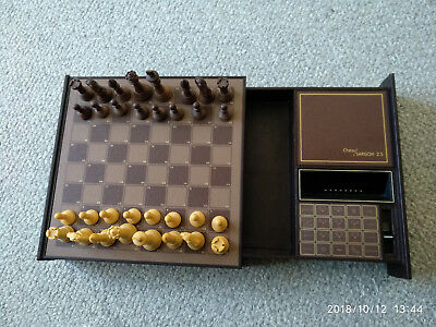 Chafitz chess Sagon 2.5 Modular Game System schachcomputer
