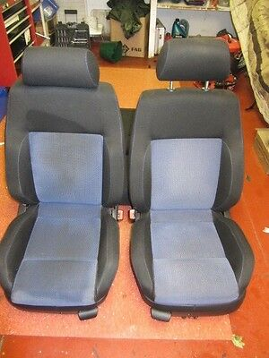 Mark 4 Golf Car Seats **front And Rear With Airbags**