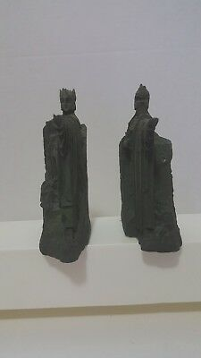 The Lord of the Rings The Fellowship - Argonath -Bookends Statues Figurines