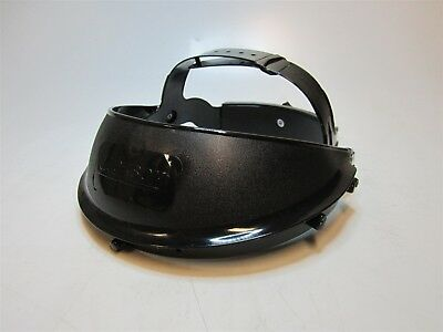Jackson Safety 138-14940 Black Headgear and Face Shield