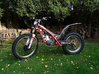 Gas Gas, 125 Txt Pro Racing, 2012, Excellent Condition, Little Use.