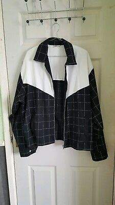 Mens Rockabilly Gab Jacket
