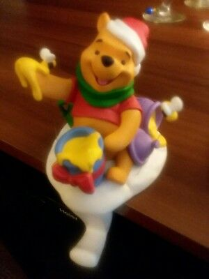 Winnie The Pooh Mantle Hook For Stocking