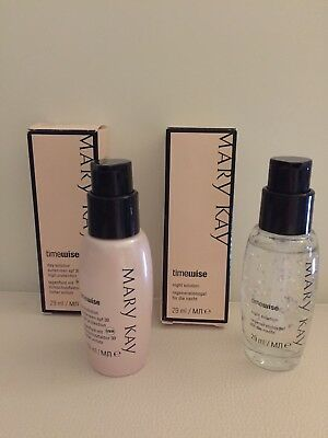 Mary Kay TimeWise day and night solution. je 29ml. Neu!!!!