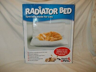 Simply 4 Pets Cat Radiator Bed