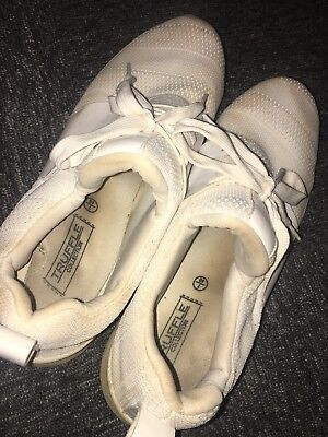 Well Worn, Womens, Shoes, Trainers, Used, Size 6, White