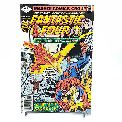 Fantastic Four #207 Bronze Age Marvel Comics 1st Appearance of Enclave VF