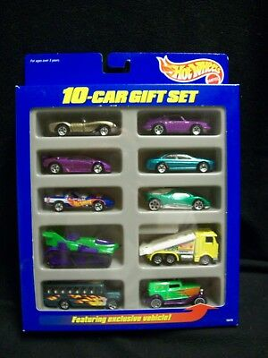 Hot Wheels Toys R Us Exclusive 10 Car Set 8 50 Picclick