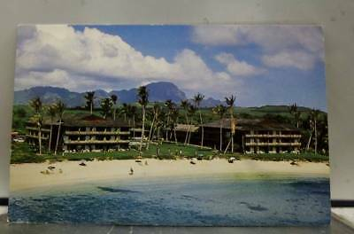 Hawaii HI Kauai Island Poipu Beach Resort Postcard Old Vintage Card View Post PC