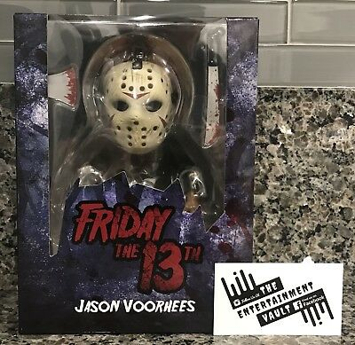 """New Mezco Toyz 6"""" Friday The 13Th """"Jason Voorhees"""" Deluxe Stylized Horror Figure"""