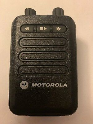 Motorola Minitor VI - Minitor 6 - VHF 5 Channel Pager with Stored Voice