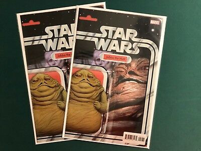 Star Wars #51, John Tyler Christopher - Jabba the Hutt Variant Cover