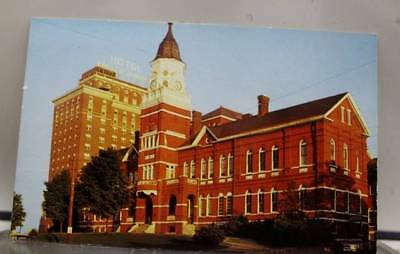 Tennessee TN Knox Court House Knoxville Postcard Old Vintage Card View Standard