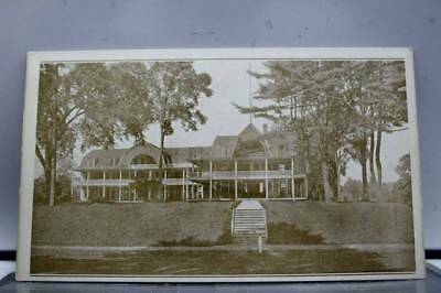 Scenic Mansion Postcard Old Vintage Card View Standard Souvenir Postal Post PC