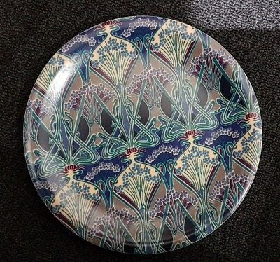 Liberty of London Blue ianthe Resin Plate New