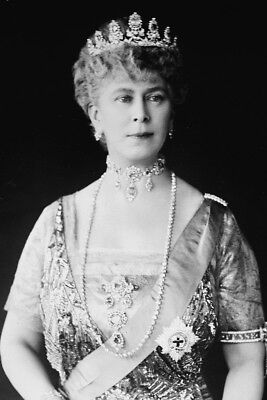 New 4x6 Photo: Mary of Teck, Queen Consort of King George V of Great Britain