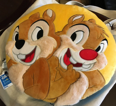 New Disney Chip and Dale Cushion Pillow Plush Toy Gift 37cm