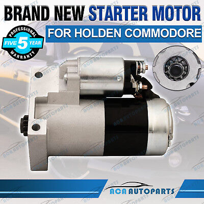 Starter Motor For Holden Commodore Caprice VR VS WH WK Crewman VY 3.8L V6 Manual