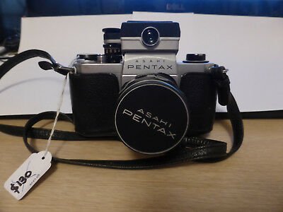 Pentax S1a with working light meter