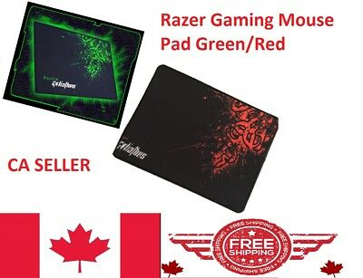 Razer Gaming Mouse Pad Mat Mouse-pad Laptop Computer For Optical Laser Mouse CA