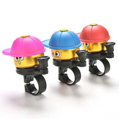 Kids Cute Bike Cycling Bell Mini Bell Small Boy Ring Bell Bicycle Cup Horn _S